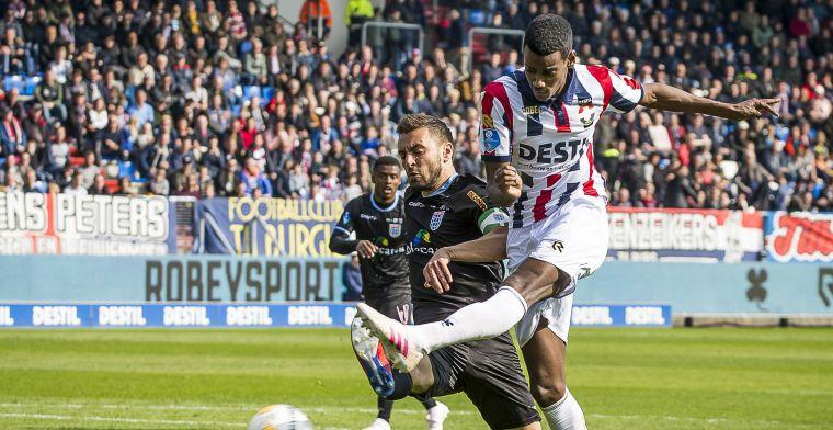 PEC levert wanprestatie in Tilburg: 'Weinig zin meer in als het zo moet'