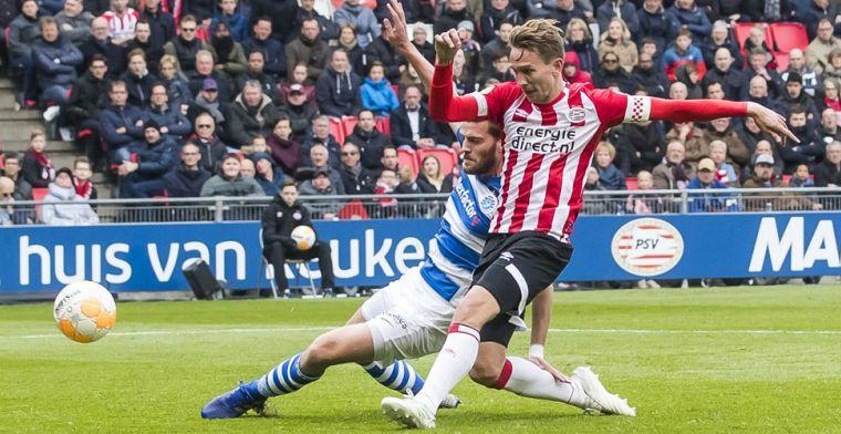 'Op doelsaldo wordt het nu heel moeilijk, hopen dat Ajax punten laat liggen'