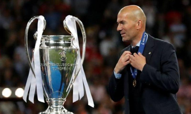 Afbeelding: Real weet niet te winnen bij laagvlieger en lijdt weer puntenverlies onder Zidane