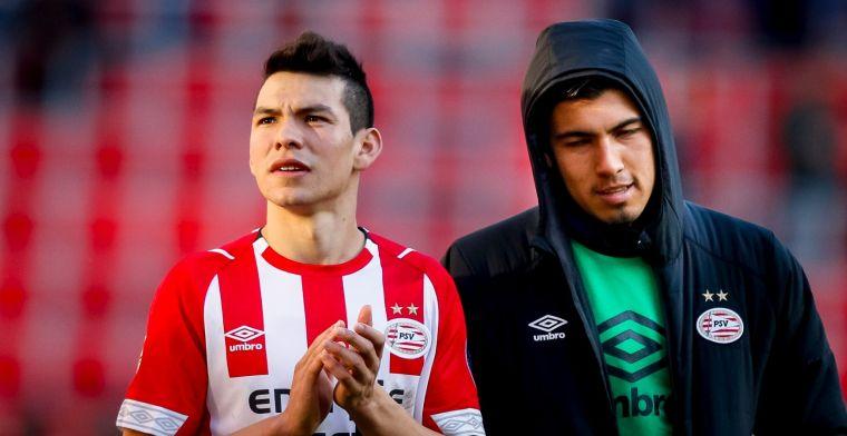 'Van Bommel heeft Gutiérrez niet willen inpassen, hij wilde altijd hetzelfde doen'