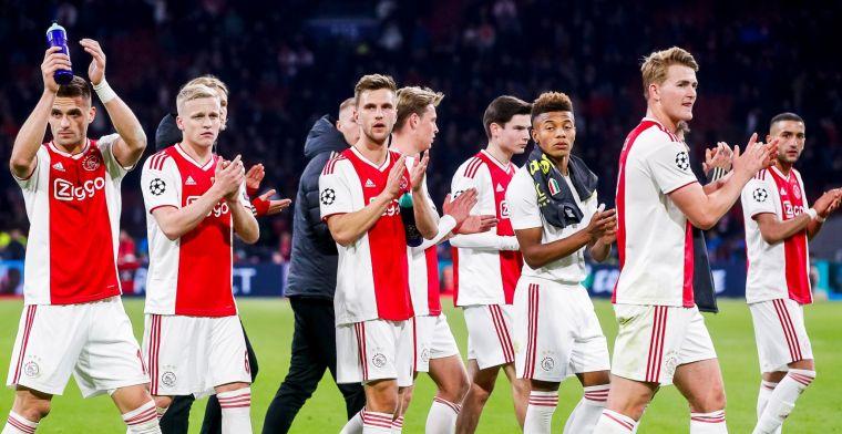 'Italiaanse politie grijpt in: vijf Ajax-supporters gearresteerd in Turijn'