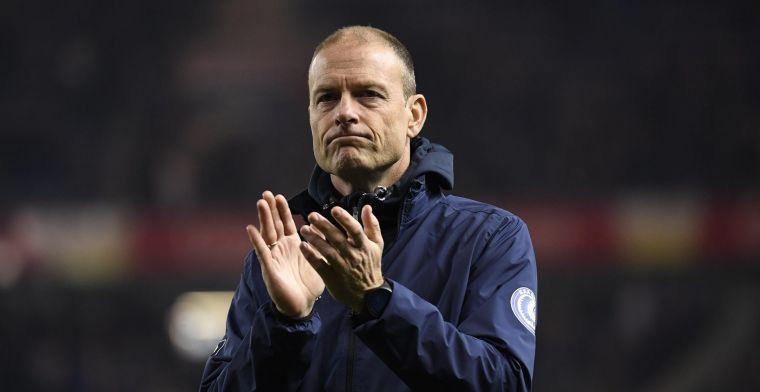 Thorup spreekt duidelijke taal bij KAA Gent: Moet ik dan met de U19 spelen?