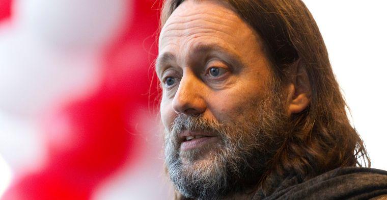 Borst Rekent Af Met 'malloot' De Mos: 'Hij Is Al Een Jaar