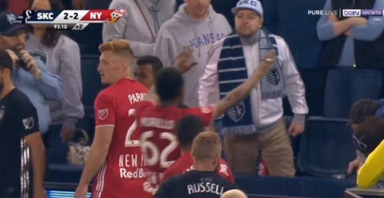 Aso van de week: MLS-ster ramt bal in publiek en krijgt direct rood