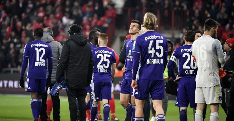 Anderlecht staat voor moeilijke zomer, maar: We zien of horen hem amper