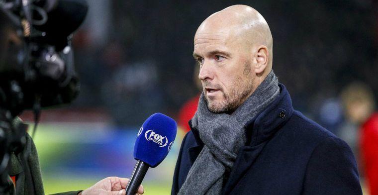 'Ajax heeft natuurlijk veel geld, maar Erik ten Hag is een genie'