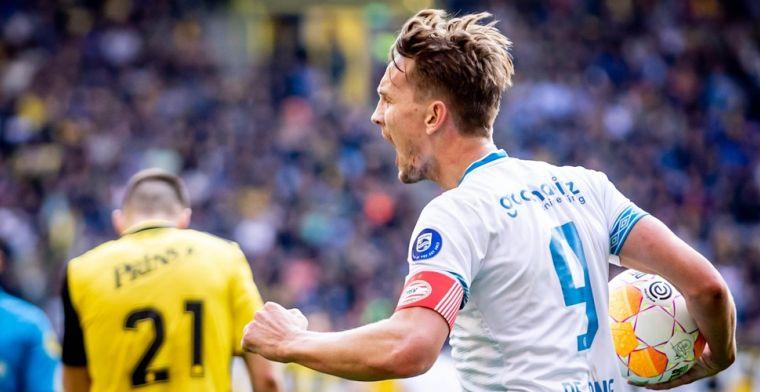 De Jong concurreert met Tadic: Zou mooi zijn als dat dit seizoen wel zou lukken