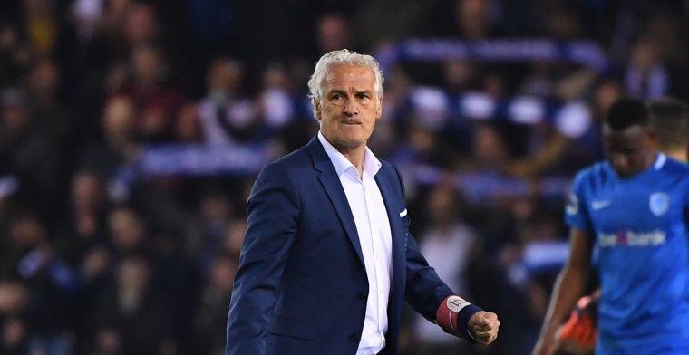 Slecht nieuws voor Rutten, seizoen is afgelopen voor Anderlecht-aanvaller