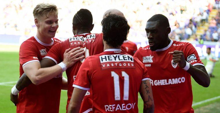 Kan Antwerp nog meestrijden voor de landstitel? Dan komt alles op een zakdoek