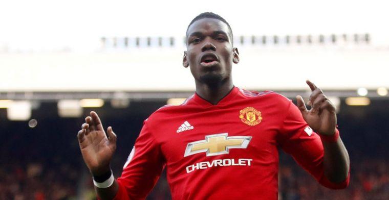 'Pogba mag alleen voor astronomisch bedrag vertrekken bij Manchester United'