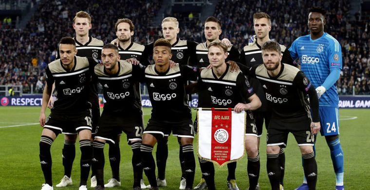 Spelersrapport: Ajax scoort één 9,5 en één 9 op historische avond in Turijn