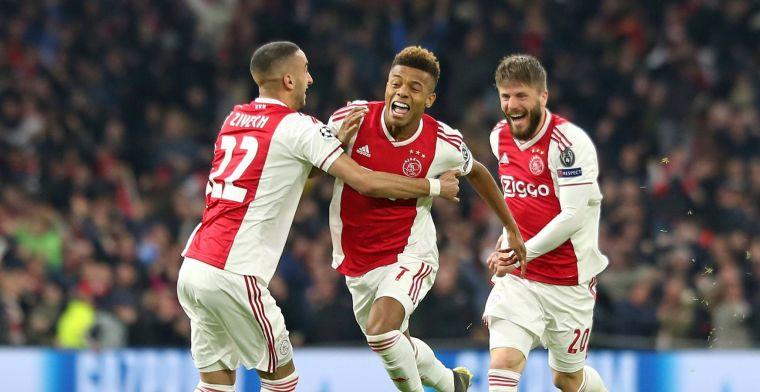 'Het tikitaka van Pep Guardiola is verleden tijd, Ajax doet het korter en sneller'