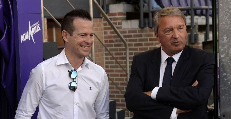 De Bilde ziet Anderlecht sukkelen: Zij hebben het vereiste niveau niet