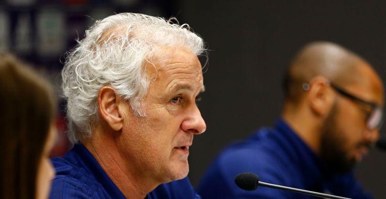 OFFICIEEL: Rutten is niet langer meer de trainer van Anderlecht