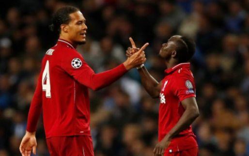 Afbeelding: Liverpool overleeft eerste half uur en heeft daarna geen kind meer aan FC Porto