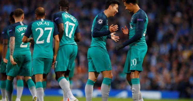 Tottenham Hotspur treft Ajax in halve finale na krankzinnig duel met Man City
