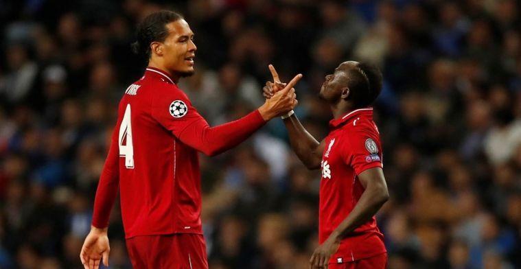 Liverpool overleeft eerste half uur en heeft daarna geen kind meer aan FC Porto