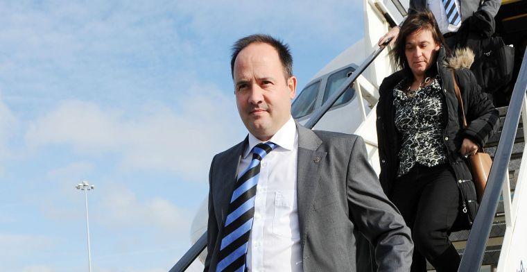 OFFICIEEL: Ex-directeur van Club Brugge wordt Academy Manager in Leuven