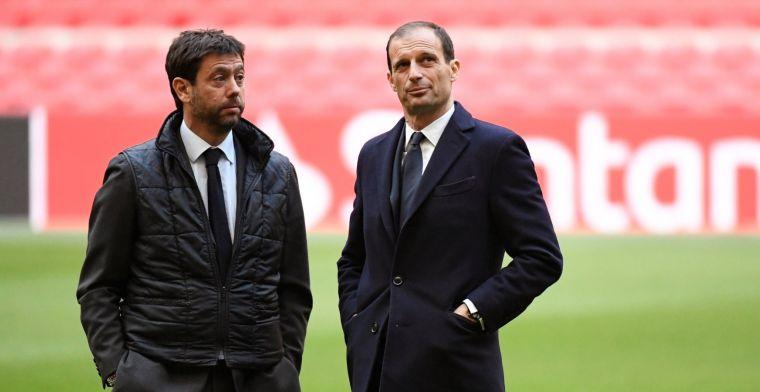 Fraaie woorden uit Juventus-kamp: 'Shirt van Ajax dragen is een mooie traditie'