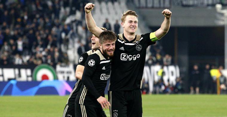 De Ligt grapt over KNVB na Ajax-zege: Doen zij ook eindelijk een keer iets