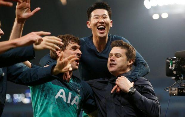 'Ajax geeft Tottenham pak slaag. Ze zouden willen dat ze nooit door waren gegaan'