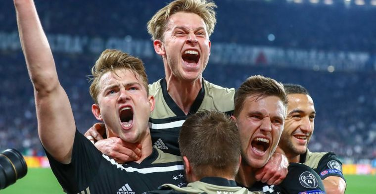 Bayern München wil meer voor De Ligt betalen dan FC Barcelona