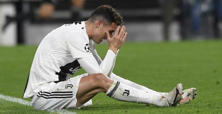 Ronaldo 'verdrietig' na Ajax-stunt: Mam, ik kan geen wonderen verrichten