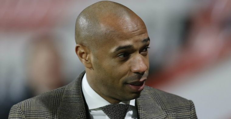 'Thierry Henry start onderhandelingen met nieuwe club'
