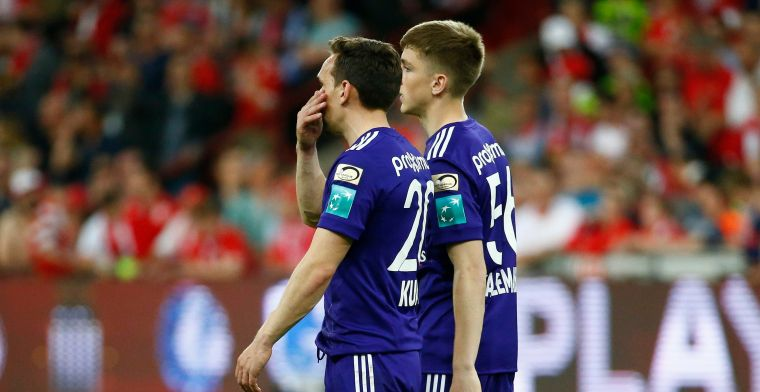 Anderlecht-speler baalt eigenlijk niet van vertrek Rutten: Ik hoop het