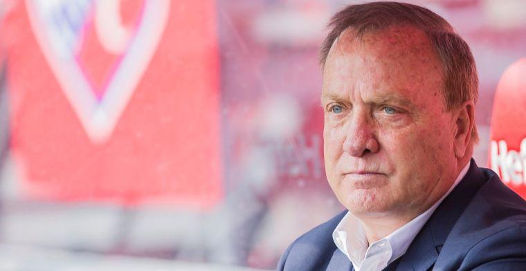Advocaat smeedt plannetje: 'Pas op hoor, dat kost Ajax het kampioenschap'