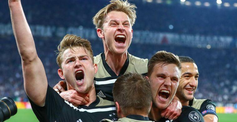 Frenkie de Jong denkt aan Champions League-scenario: 'Dat zou erg speciaal zijn'