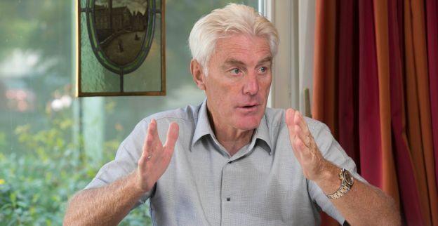 Broos wijst bericht uit de pers van de hand: ''Ik had geen gesprek met hem''