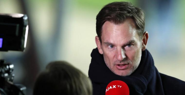 De Boer lovend over Ajax-directie: 'Dat is mooi voor de club'