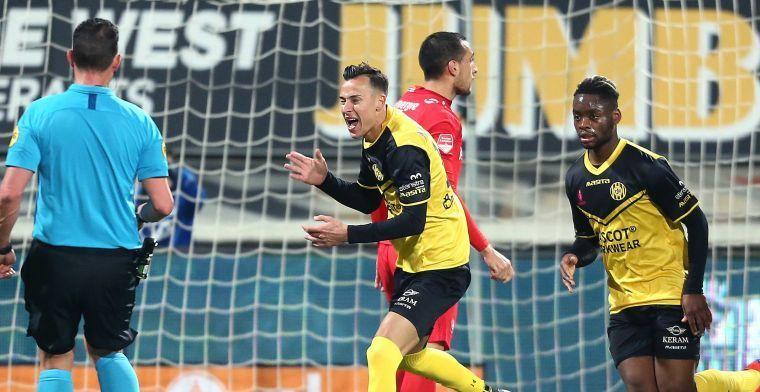 Update: 'KAS Eupen is een van de Belgische clubs die denkt aan maker van 24 goals'