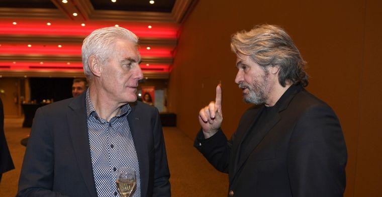 Broos ziet geen toekomst voor duo: Zij mogen uitkijken naar een nieuwe club