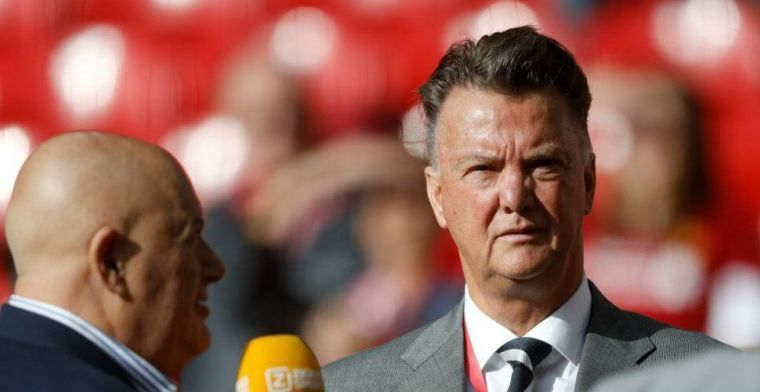 Van Gaal: 'De aanbiedingen zou ik zeker in beraad nemen, misschien doe ik het wel'