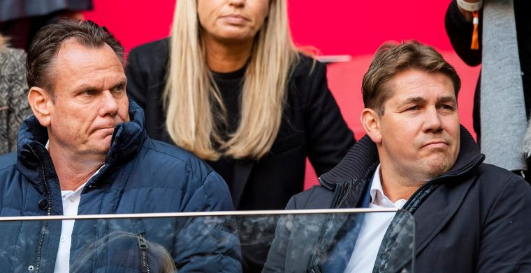 VI: AZ-directeur moet belangrijke rol gaan spelen in 'nieuwe structuur' Feyenoord