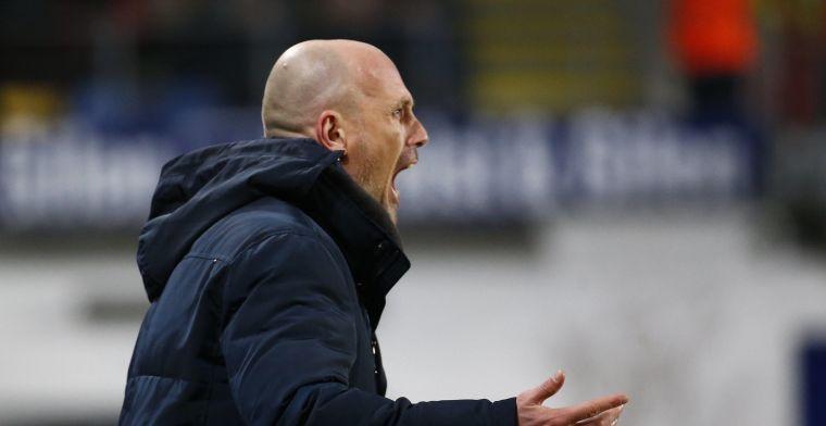 Clement geeft het voordeel aan Club Brugge: Dat is nu ook het geval