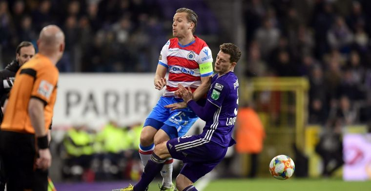 'Anderlecht en Club Brugge zoeken akkoord over bezoekende fans'