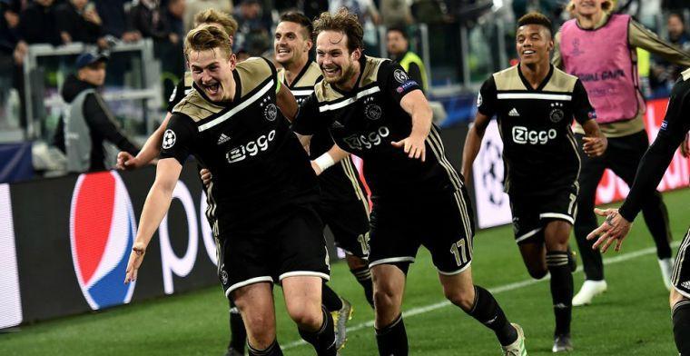 KNVB en Ajax krijgen nieuws: speeldata Champions League-wedstrijden bekend