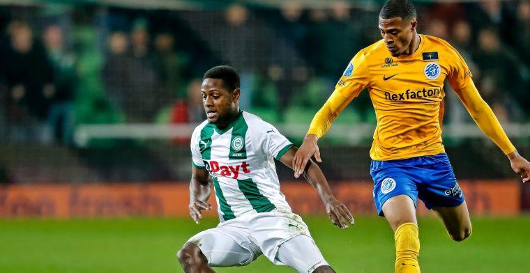 'Het ging niet lekker meer en ik voelde me ook niet meer gewaardeerd bij Ajax'