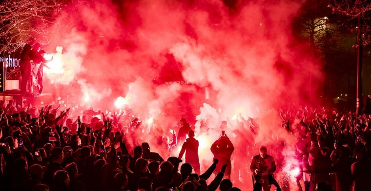 Groot feest in Tilburg rond bekerfinale: We mogen tot elf uur 's avonds doorgaan