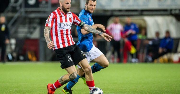 'Aparte situatie' voor Veldwijk bij Sparta: Anders heb ik geen contract meer
