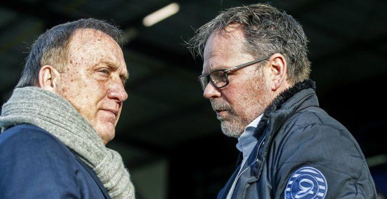 'We verdienen om in de Eredivisie te zijn en we gaan daar alles aan doen'