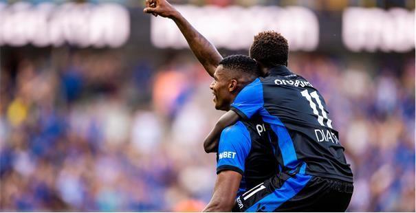 Club Brugge-speler wordt in eigen land aan lief gekoppeld, die 'niet' bestaat