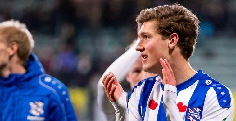 LIVE-discussie: Jansen kiest Lammers, Vlap én Van Amersfoort, Heracles met Dalmau