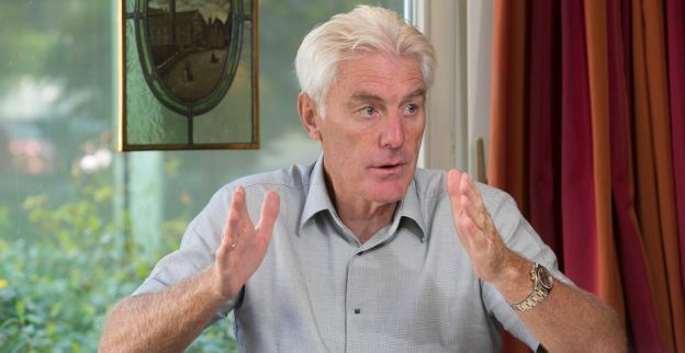 Discussie bij KV Oostende: 'Broos en bestuur raken maar niet uit trainersdossier'