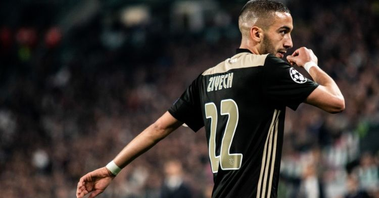 'Het moet wel een club zijn die ik in wil ruilen voor Ajax. Gebeurt niet zomaar'