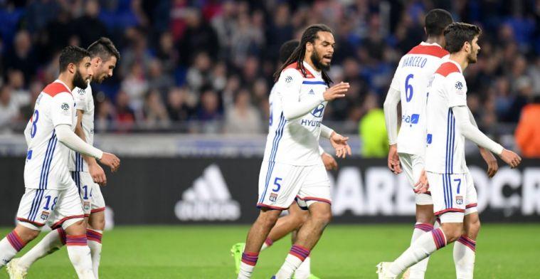 Memphis helpt Olympique Lyon naar broodnodige overwinning in Frankrijk