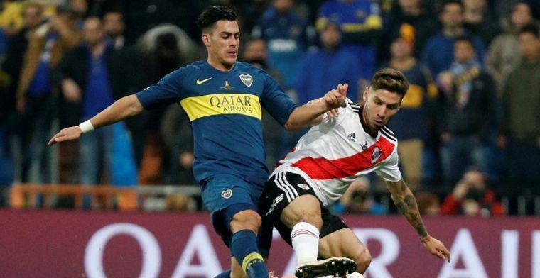 Gerucht uit Argentinië: Ajax kondigt bod op 23-jarige Pavon aan